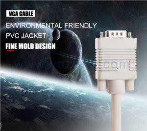 vnzane VGA HDMI to audio video cable in bulk