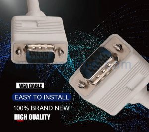 vnzane HDMI to audio video cable for connection between different devices