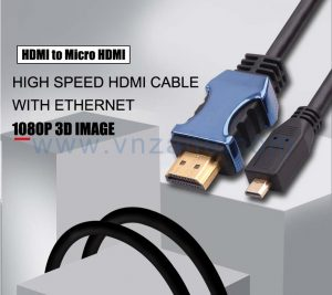 fast data transmission cable micro HDMI