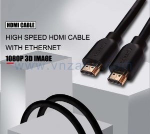black mini hdmi to hdmi cable at various lengths