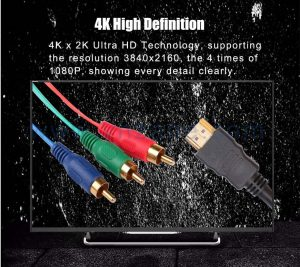 high-quality HDMI to RCA from vnzane