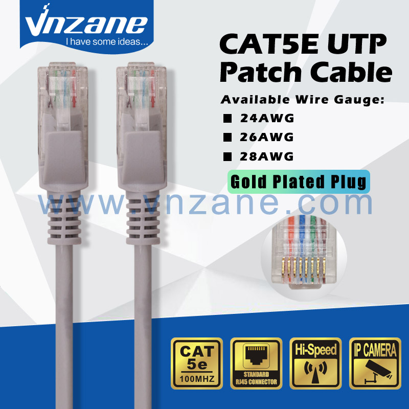 Cat5e Utp Patch Cable Vn N501 Vnzane